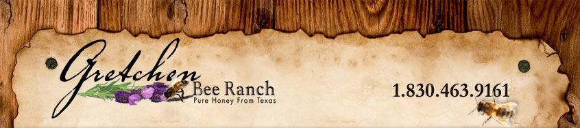 Gretchen Bee Ranch - Pure Honey From Texas
